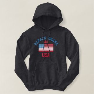 Barack Obama 44 USA Sweatshirt