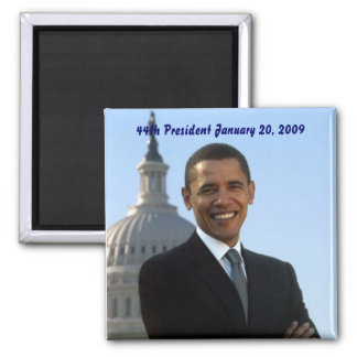 barack-obama 44th President Magnet