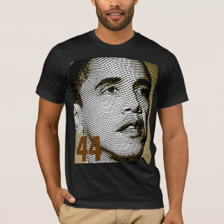 Barack Obama 44th US President - inauguration T-Shirt