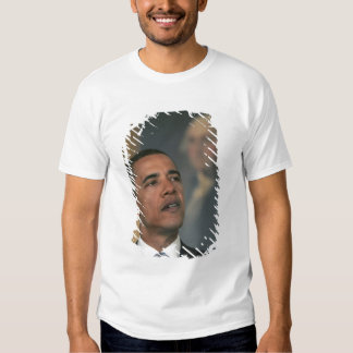 Barack Obama announce his intent to nominate T Shirts