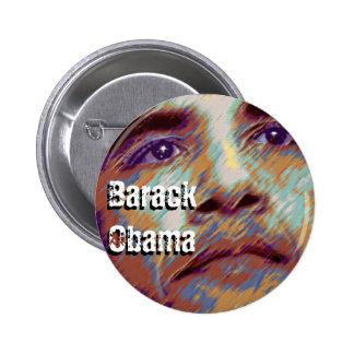 Barack Obama 2 Inch Round Button