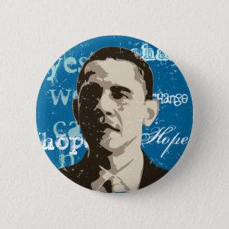Barack Obama Campaign Button