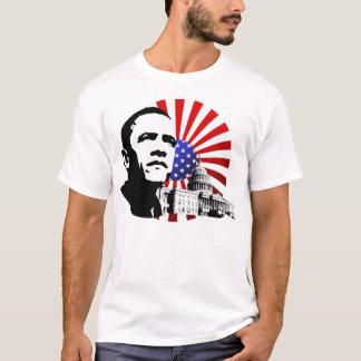 Barack Obama Capitol T-Shirt