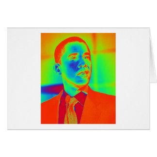 Barack Obama Card 2