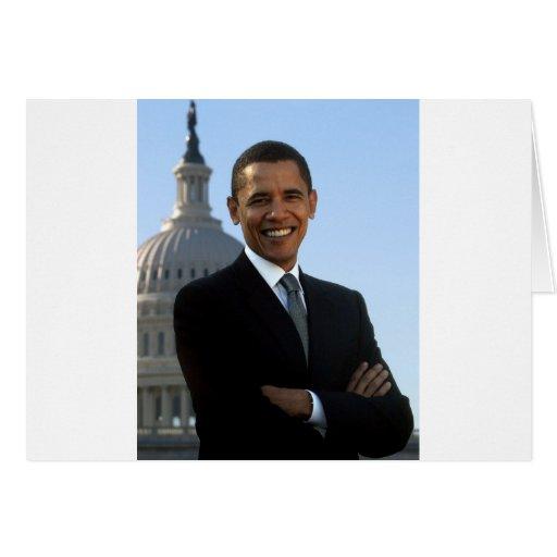 Barack Obama Cards