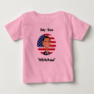 """Barack Obama - chemise, bébé - Bama, """"sans le T-shirt Pour Bébé"""