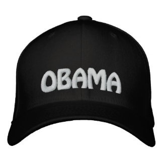 Barack Obama Embroidered Hat
