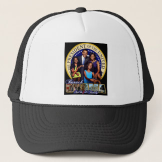 Barack Obama & Family Hat