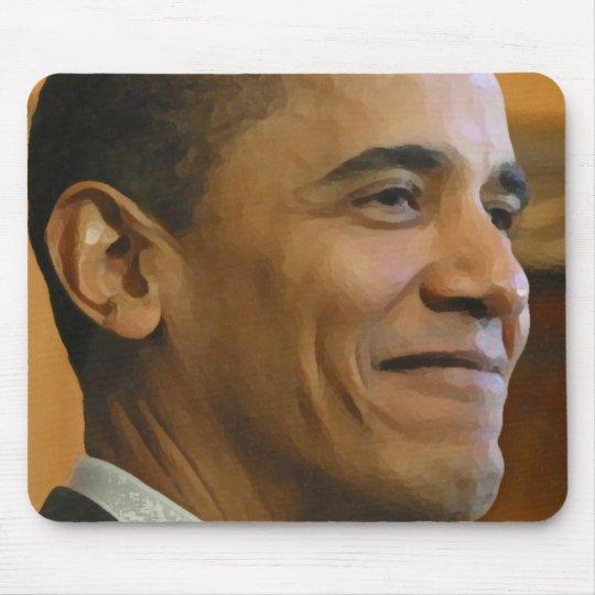 Barack Obama for President! Mouse Pad