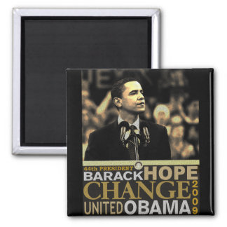 Barack Obama Hope Magnet
