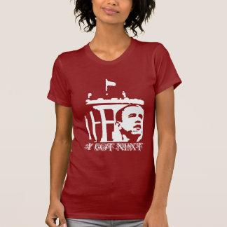 Barack Obama: I GOT NEXT/virtue Tee Shirt