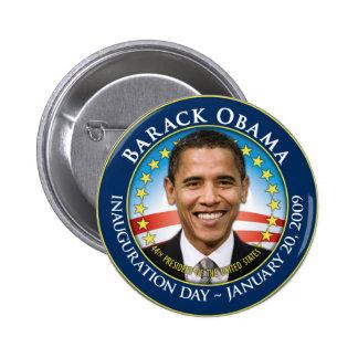 Barack Obama Inaugural Button