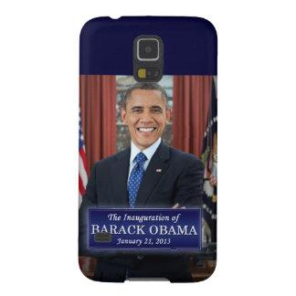 Barack Obama Inauguration 2013 Galaxy S5 Cover