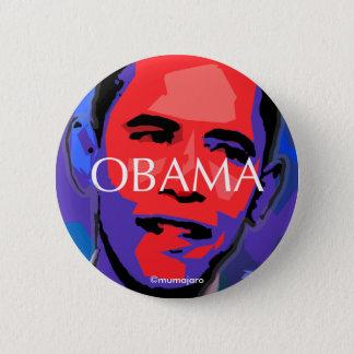 Barack Obama, it's true but... 2 Inch Round Button