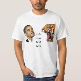 """Barack Obama """"je suis"""" chemise de écoute de _ T-shirt"""