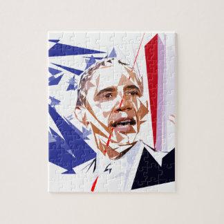 Barack Obama Jigsaw Puzzle