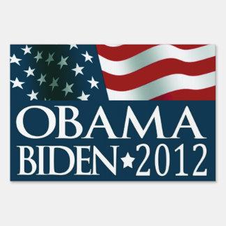 Barack Obama Joe Biden in 2012 Sign