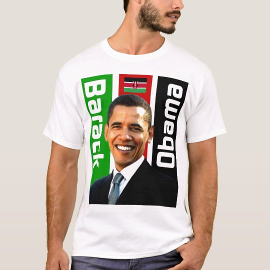 Barack Obama Kenyan Heritage Tee