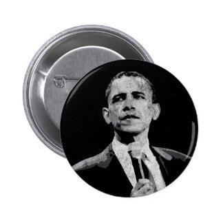 Barack Obama - Leadership 2 Inch Round Button