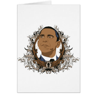 Barack Obama Merchandise Card