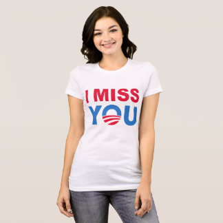 Barack Obama Missing You Tee