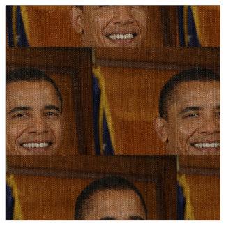 Barack Obama Official Portrait Fabric