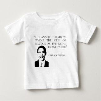 Barack Obama on war T-shirts