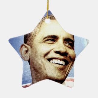 BARACK OBAMA ornament