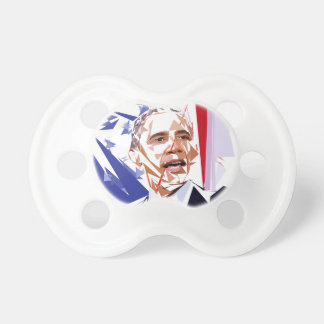 Barack Obama Pacifier