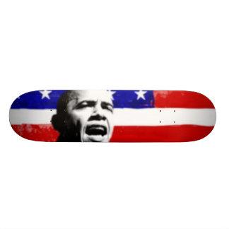 Barack Obama Plateaux De Skate