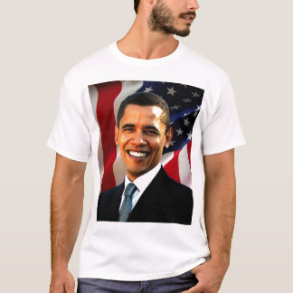 Barack Obama Portrait Tee