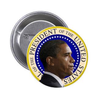 Barack Obama - Presidential Profile Button