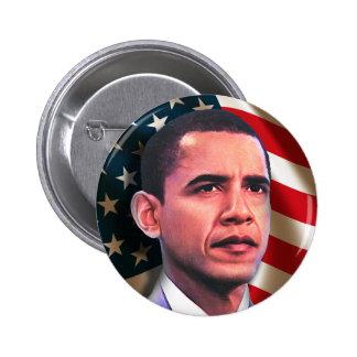 Barack Obama Pride Buttons