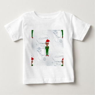 barack obama santa baby T-Shirt