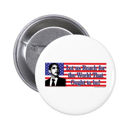 Barack Obama/USA Pins
