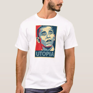 Barack Obama - Utopia: OHP T-Shirt