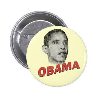 Barack Obama Vintage 2 Inch Round Button