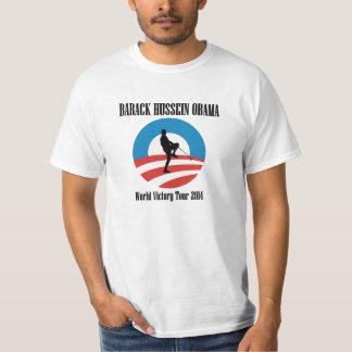 Barack Obama World Tour 2014 (light) T-Shirt