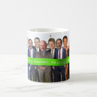 Barack Of Ages - Going Greener Going Global Mug