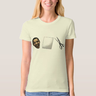 Barack, Paper, Scissors! T-Shirt