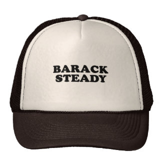 Barack Steady T-shirt Hat