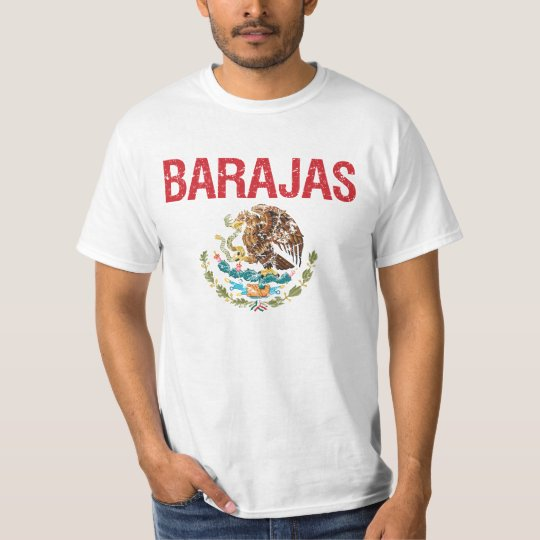 Barajas Surname T-Shirt