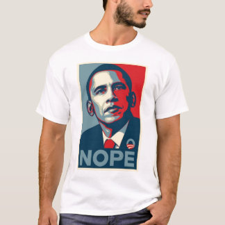 Barak NOPE T-Shirt