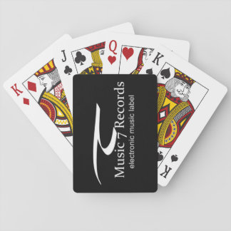 Baralhos Classic Music 7 Playing Cards