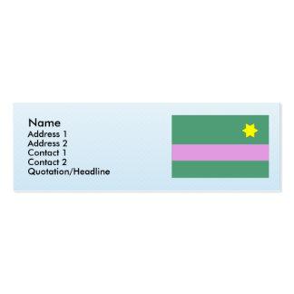 Baranoa, Columbia Business Card
