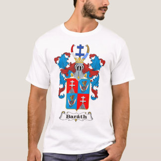 Barath Family Hungarian Coat of Arms T-Shirt