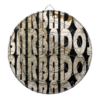 barbados1758 dartboard