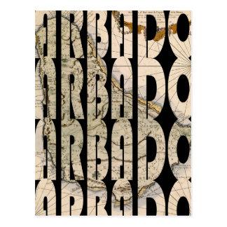 barbados1758 postcard