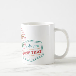 Barbados Been There Done That Coffee Mug