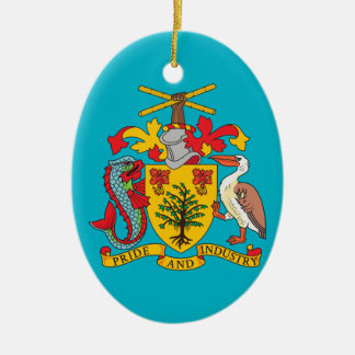 Barbados - Christmas Ornament